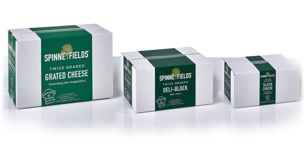 Boxes for Consumer Cheese Packages