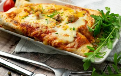 Spinneyfields Cheesy Chicken Enchiladas